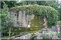 SU5983 : Pillbox in the garden by Bill Nicholls