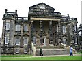 NZ3276 : South Side of Seaton Delaval Hall by Antonia