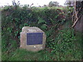 SM9529 : Grave of Syr Goronwy Daniel by ceridwen