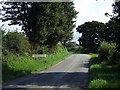 SM9729 : Entering Casnewydd Bach/Little Newcastle by ceridwen