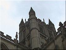 ST7564 : Bath Abbey by James Wright