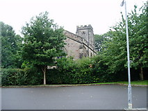 SK0633 : St Laurence's Church, Bramshall by Eirian Evans