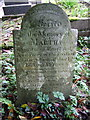 SM9828 : Martha's grave at Beulah by ceridwen