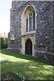 TR3451 : St Martin, Great Mongeham, Kent - West end by John Salmon