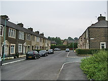 SD7328 : Newton Street, Oswaldtwistle by Alexander P Kapp