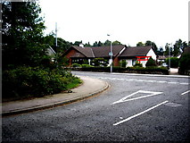 NJ6201 : Junction of Annesley Grove with A980 by Stanley Howe