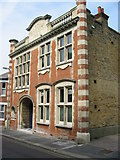 TR3752 : Masonic Hall on Sondes Road by Nick Smith