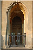 SO8845 : Entrance to Croome D'Abitot Church by Philip Halling