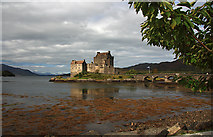 NG8825 : Eilean Donan Castle by Mike Searle
