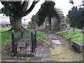 C3426 : Old church at Carrowmullen by Kenneth  Allen