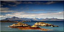 NG7528 : Isle of Skye from Badicaul by djmacpherson