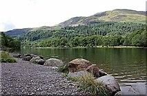 NN5810 : Loch Lubnaig by John Salmon