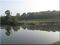 ST6866 : Kelston Lock by Dr Duncan Pepper