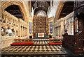 NZ2463 : St Nicholas Cathedral, Newcastle - Chancel by John Salmon