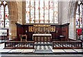 NZ2463 : St Nicholas Cathedral, Newcastle - Altar by John Salmon