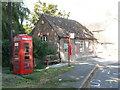 ST8300 : Winterborne Whitechurch: telephone box by Chris Downer