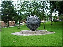 SD6922 : Sculpture, Market Street by Alexander P Kapp
