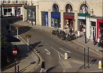 ST7565 : Saracen Street, Bath by Stephen McKay