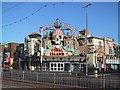 SD3034 : Amusement Arcade, Blackpool by Sarah Charlesworth