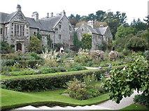 SX4268 : Lower gardens, Cotehele by Roger Cornfoot