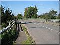 SO5619 : Road bridge over the A40 by Pauline E