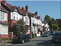 SO9096 : Westbourne Road, Penn, Wolverhampton by Roger  Kidd