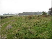 SK2077 : Bretton Moor Footpath by Alan Heardman