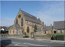 SJ3199 : St Nicholas's Church, Bridge Road, Blundellsands by Humphrey Bolton