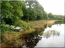 G7632 : South shore of Lough Gill by Oliver Dixon