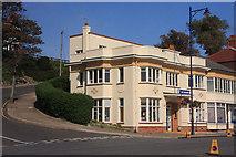 TM3034 : Tourist Information Office, Felixstowe by Bob Jones