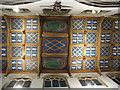 NZ2130 : Auckland Castle chapel: ceiling by Stephen Craven