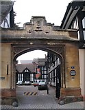 SP3379 : Gateway, old Bablake and Bond's Hospital by E Gammie