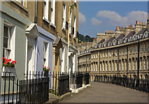 ST7565 : The Paragon, Bath by Stephen McKay