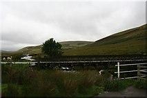 SN9071 : Bridge over the  Afon Elan by Bill Nicholls