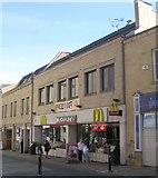 SE1633 : McDonald's - Kirkgate by Betty Longbottom