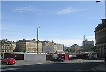 SE1633 : Building Development viewed from Kirkgate by Betty Longbottom