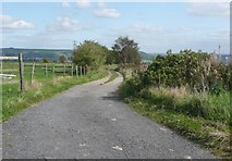 SE0721 : Bridleway to Bilberry Hall off Turbury Lane, Greetland by Humphrey Bolton