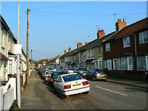 SU1585 : Ipswich Street, Swindon by Brian Robert Marshall