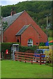 NZ8204 : The Old Chapel, Postbox and Telephone Box by Mick Garratt