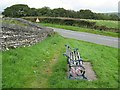 SD2882 : Roadside bench by Lis Burke