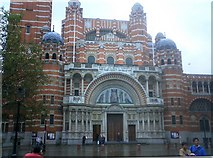 TQ2979 : Westminster Cathedral by Anthony Foster