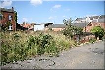 TF3243 : Former Baptist burial ground by Richard Croft