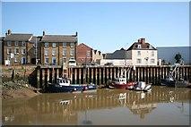 TF3243 : South Quay by Richard Croft