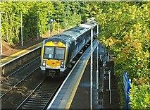 J2766 : Lambeg station (1) by Albert Bridge