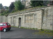 SE0724 : Part of an old house, Burnley Road, Halifax by Humphrey Bolton