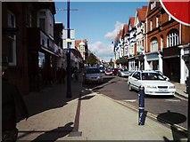 TM3034 : Hamilton Road by Tim Marchant