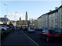 NS2776 : Dalrymple Street, Greenock by Stephen Sweeney
