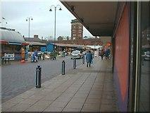 SJ9399 : Ashton Market 1999 by Gerald England