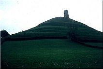ST5138 : Glastonbury Tor by Sarah Charlesworth