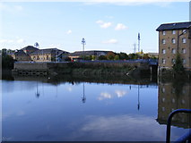 TQ4383 : Barking Quay by Adrian Cable